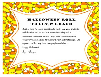 Halloween Spin, Tally, and Graph