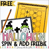 Halloween Spin and Add Freebie