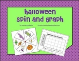 Halloween Spin and Graph Activity