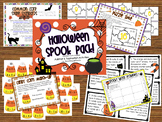 Halloween Spook Pack {2nd Grade CCSS Aligned}- Math Task C