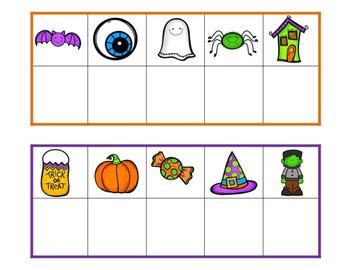 Halloween Spook-tacular Syllables