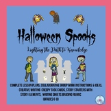 Halloween Spooks: Creative Writing Activity for Middle School