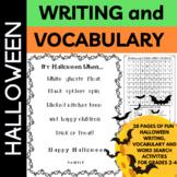Halloween: Spooktacular Halloween Fun for Grades2-4