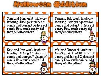 Halloween: Spooktacular Math Activities
