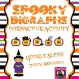 Halloween Spooky Digraphs
