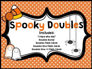 Halloween Spooky Doubles Addition!