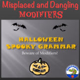 Halloween Grammar - Misplaced and Dangling Modifiers PowerPoint