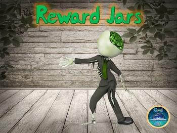 Halloween - Spooky Reward Jars
