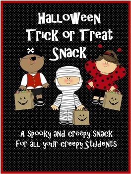 Halloween Spooky Snack