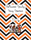 Halloween Spooky Story Starters