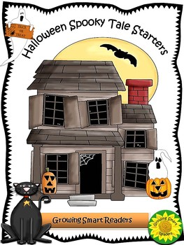 Halloween Spooky Tales Writing, New and Revised!