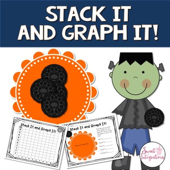 Halloween Stack It and Graph It