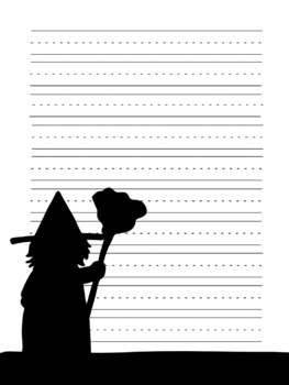 Halloween Stationary (Freebie!)