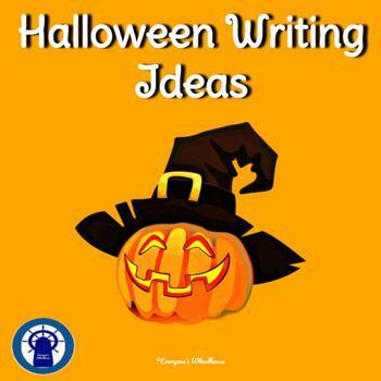 Halloween Stationery/Writing Ideas