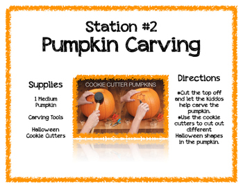 Halloween Stations