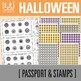 Halloween Stations Passport