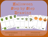 Halloween Step by Step Drawing