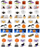 Halloween Stickers (60)