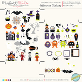 Halloween Stickers/Wall Decorations