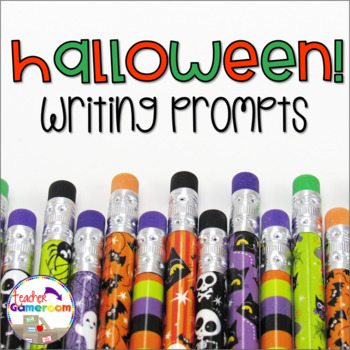 Halloween Pencils Stock Photos