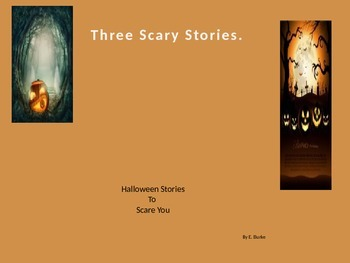 Halloween Stories To Scare You