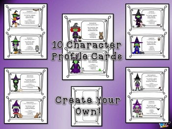 Halloween Story Crafting Little Witches Creative & Narrative Writing