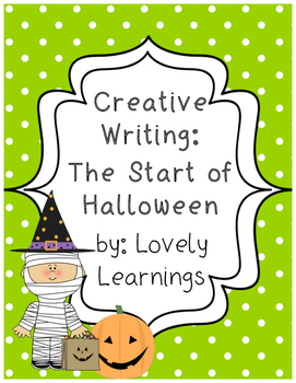 Halloween Story--Creative Writing
