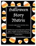Halloween Story Matrix