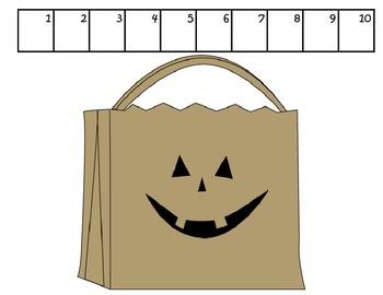 Halloween Story Mats