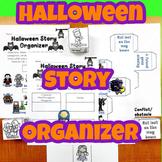 Halloween Story Organizer