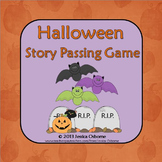 Halloween Writing Game