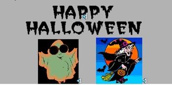 Halloween Story Powerpoint