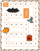 Halloween Story Problem Board Game