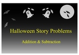 Story Problems Addition & Subtraction