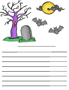 Halloween Story Prompts