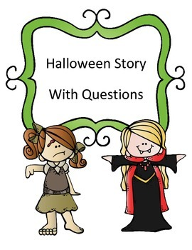 Halloween Story: Scary Party