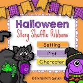 Halloween Creative Writing Cards (Setting, Character, Plot)