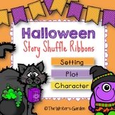 Halloween Creative Writing Cards (Setting, Character, Plot)
