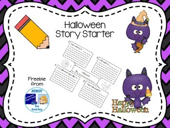 Halloween Story Starter