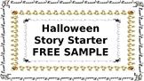 Halloween Story Starters