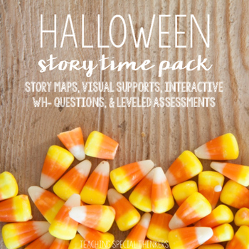 STORY TIME PACK: HALLOWEEN