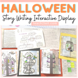 Halloween: Story Writing {Interactive Notebook}