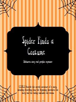 Halloween Story and Organizer