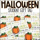 Halloween Student Gift Tag