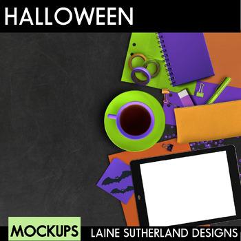Halloween Styled Mockups
