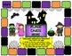 Halloween Subtraction Center Game