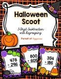 Halloween Subtraction Scoot