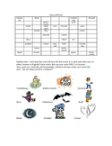 Halloween Sudoku - German