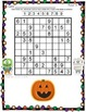 Sudoku Math Activity Level 3