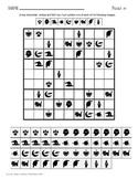 Halloween Sudoku Math Activity Freebie